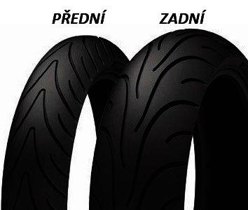 Michelin PILOT ROAD 2 180/55 ZR17 73 W TL Zadní Sportovní/Cestovní | E-pneumatiky.cz