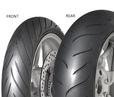 Dunlop SP MAX Roadsmart II 120/70 ZR18 59 W TL Přední Sportovní/Cestovní