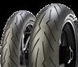 Pirelli Diablo Rosso III 190/55 ZR17 75 W TL Zadní Sportovní