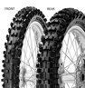Pirelli Scorpion MX Mid Soft 60/100 -12 36 M TT NHS, Přední Terénní