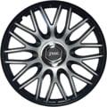 AkceP-J-Tec Orden Black 16'' černá/stříbrná (sada)
