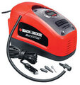 Black and Decker 90 W, 160 PSI / 11 bar kompresor / pumpička