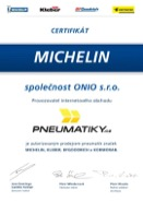Michelin POWER SLICK EVO NHS A F