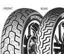 Pneumatiky Dunlop 491 Elite II Cestovní