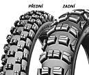 Pneumatiky Michelin CROSS COMPETITION M12 XC F Terénní
