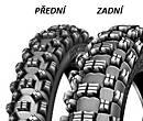 Pneumatiky Michelin CROSS COMPETITION S12 XC Terénní