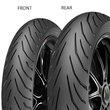 Pneumatiky Pirelli Angel City Sportovní/Cestovní