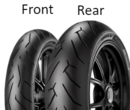 Pneumatiky Pirelli Diablo Rosso II Sportovní