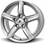 Brock RC24 (KS) 6,5x16 5x115 ET41 CB70,2 Stříbrný lak