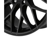 AEZ Antigua dark 9,5x19 5x120 ET23 Matně černý lak
