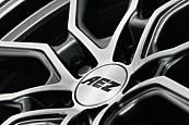AEZ Raise 8x20 5x112 ET45 Leštěná čelní plocha / Metalický šedý lak