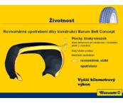 Barum SnoVanis 205/65 R15 C 102/100 T 6pr Zimní
