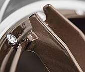 Dotz Revvo 8x18 5x108 ET45 Leštěný límec / Bronzový lak