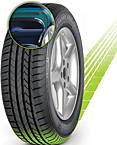Goodyear Efficientgrip 245/45 R17 99 Y MO XL FR Letní