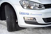 Michelin CrossClimate 195/55 R15 89 V XL Celoroční