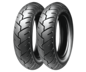Michelin S1 3,5/- -10 59 J TL/TT RF RF, Přední/Zadní Skútr