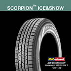 Pirelli SCORPION ICE & SNOW 315/35 R20 110 V * XL FR Zimní