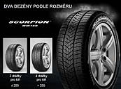 Pirelli SCORPION WINTER 215/70 R16 104 H XL Zimní