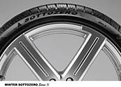Pirelli WINTER 240 SOTTOZERO SERIE II 275/40 R19 105 V MO XL FR Zimní