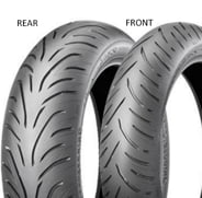Pneumatiky Bridgestone Battlax SC2 Rain