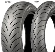 Pneumatiky Bridgestone Hoop B02 PRO