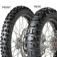 Pneumatiky Dunlop D908