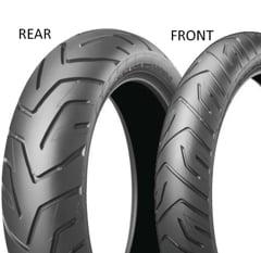 Bridgestone Battlax A41 170/60 R17 72 V TL G, Zadní Enduro