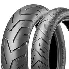 Bridgestone Battlax Adventure A41 120/70 ZR17 58 W TL Přední Enduro