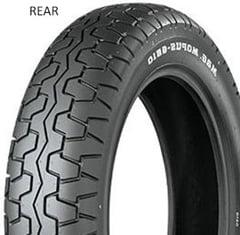 Bridgestone Exedra G510 3/- -18 52 P TT RF RF, Zadní Cestovní