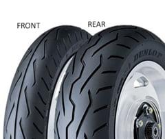 Dunlop D251 150/60 R18 67 V TL F, Přední Cestovní