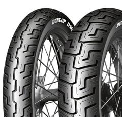 Dunlop D401 200/55 R17 78 V TT H.D., Zadní Cestovní