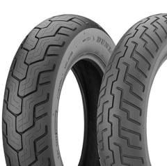 Dunlop D404 100/90 -19 57 H TL F, Přední Cestovní