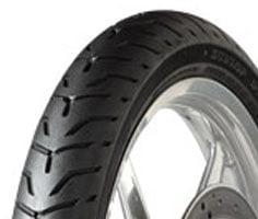 Dunlop D408 90/90 -19 52 H TL H.D., Přední Cestovní