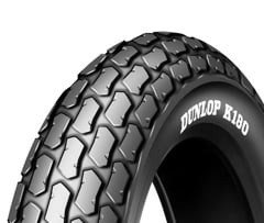 Dunlop K180 180/80 -14 78 P TT J, Zadní Enduro