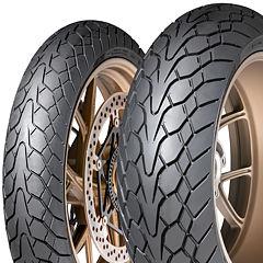 Dunlop Mutant 190/55 ZR17 75 W TL M+S, Zadní Cestovní