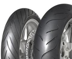 Dunlop SP MAX Roadsmart II 190/50 ZR17 73 W TL Zadní Sportovní/Cestovní