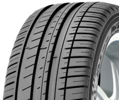 Michelin Pilot Sport 3 225/40 ZR18 92 Y XL ZP-dojezdová FR, GreenX Letní