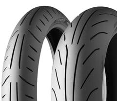 Michelin POWER PURE SC 120/70 -12 51 P TL Přední/Zadní Skútr