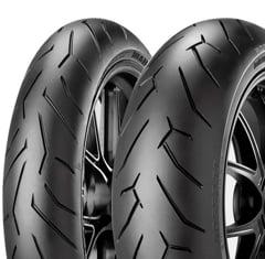 Pirelli Diablo Rosso II 110/70 R17 54 H TL Přední Závodní