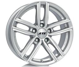 ATS Antares (PS) 6x15 5x100 ET38 Stříbrný lak