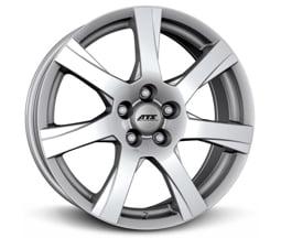 ATS Twister (PS) 6,5x15 5x112 ET38 Stříbrný lak