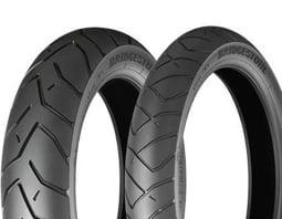 Bridgestone Battlax Adventure A40 110/80 R19 59 V TL Přední Enduro