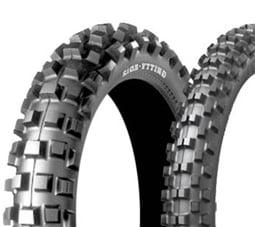 Bridgestone Gritty ED12 120/90 -18 65 M TT Zadní Terénní