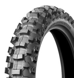Bridgestone Motocross M204 100/100 -18 59 M TT Zadní Terénní