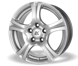 Brock RC14 (KS) 6,5x15 5x108 ET44 CB72,6 Stříbrný lak