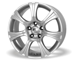 Brock RC15 (KS) 8x18 5x114,3 ET35 CB72,6 Stříbrný lak