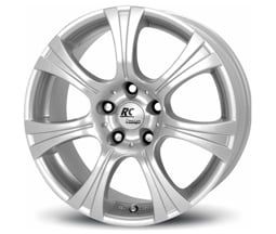 Brock RC15T (KS) 6,5x16 5x112 ET50 CB57,1 Stříbrný lak