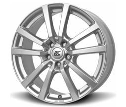 Brock RC25T (KS) 6,5x16 5x120 ET50 CB65,1 Stříbrný lak