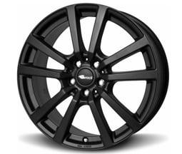 Brock RC25T (SKM) 6,5x16 5x120 ET50 CB65,1 Černý mat