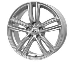 Brock RC27 (KS) 6,5x16 5x108 ET50 CB63,4 Stříbrný lak